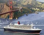 Queen Mary 2 - Schnupperreisen nach Hamburg