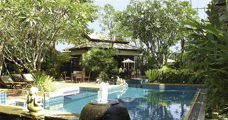 Citin Garden ResortPool