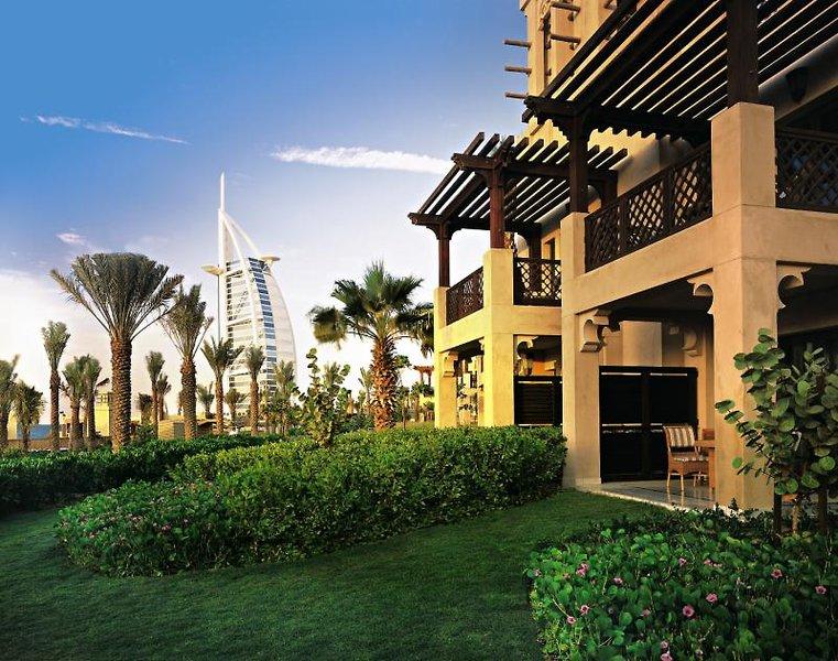 Madinat Jumeirah Dar Al MasyafGarten