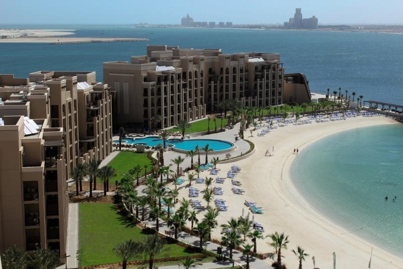 The Bay Club - DoubleTree by Hilton Resort & Spa Marjan IslandAuߟenaufnahme