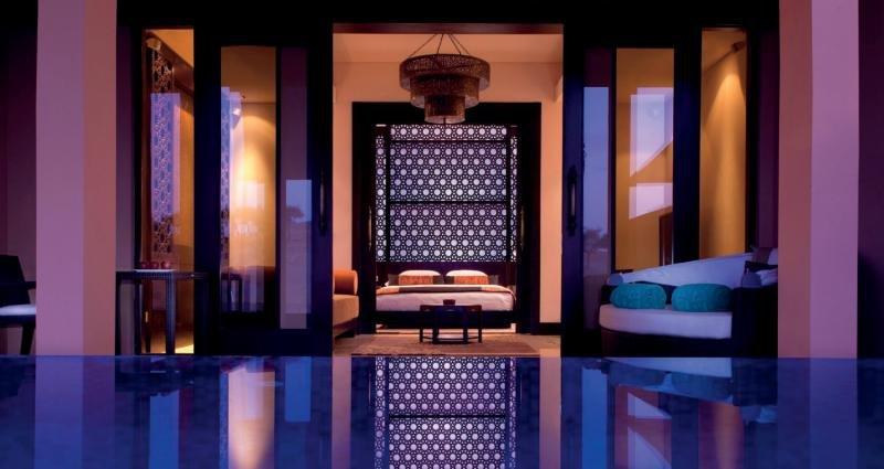 Al Wadi Desert, a Ritz-CarltonHallenbad