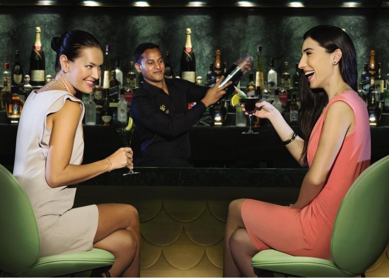 The Bay Club - DoubleTree by Hilton Resort & Spa Marjan IslandPersonen