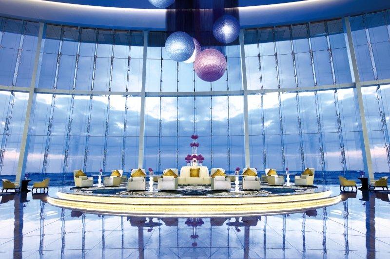 Jumeirah at Etihad TowersLounge/Empfang
