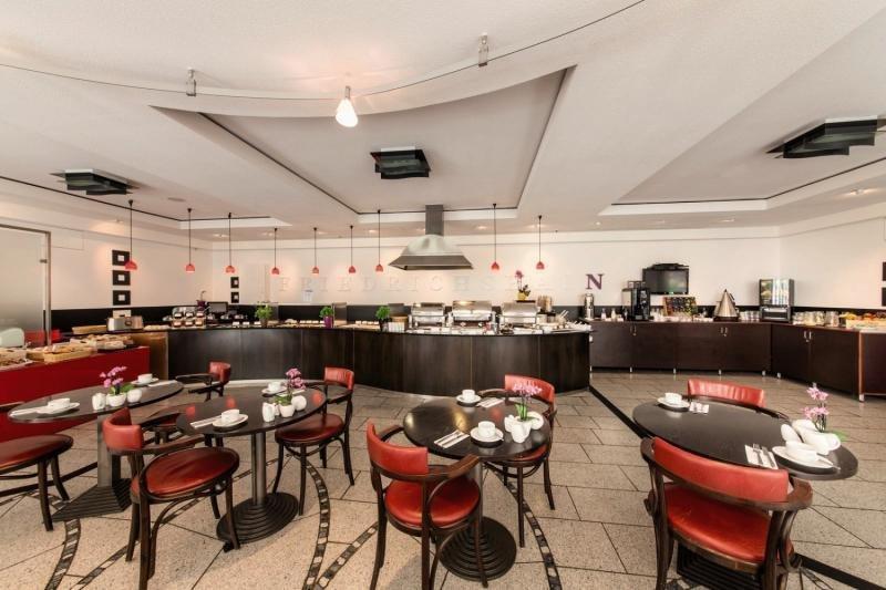 Novum Select Hotel Berlin OstbahnhofRestaurant