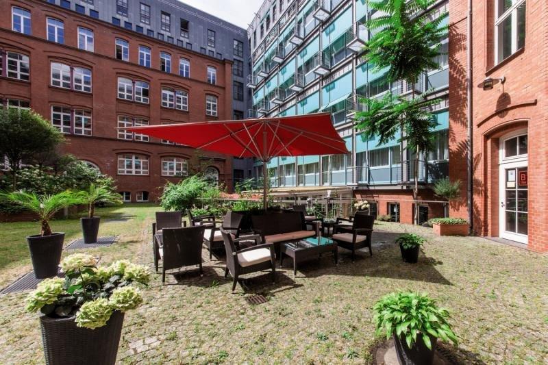 Novum Select Hotel Berlin OstbahnhofAuߟenaufnahme