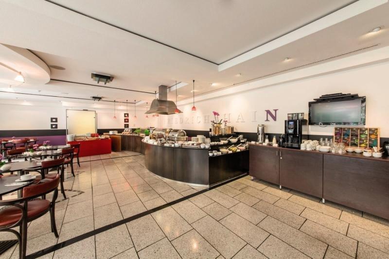 Novum Select Hotel Berlin OstbahnhofBar