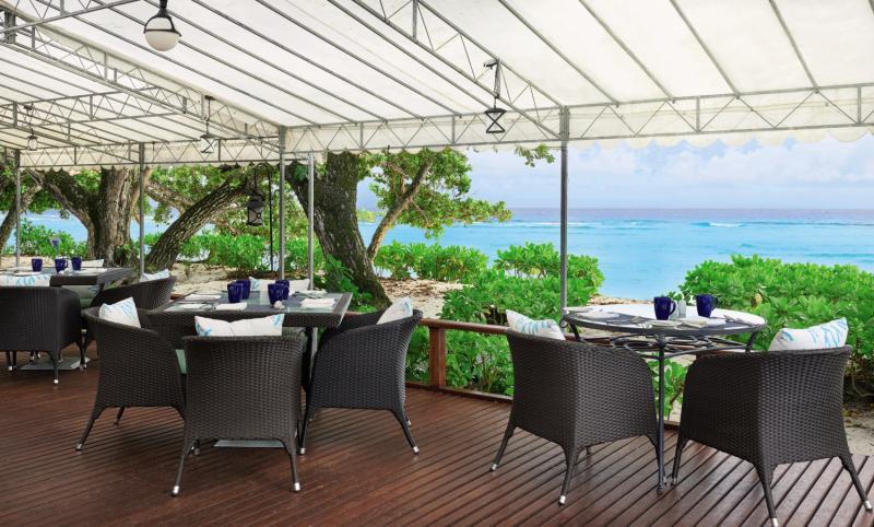 Hilton Seychelles Labriz Resort & SpaTerasse