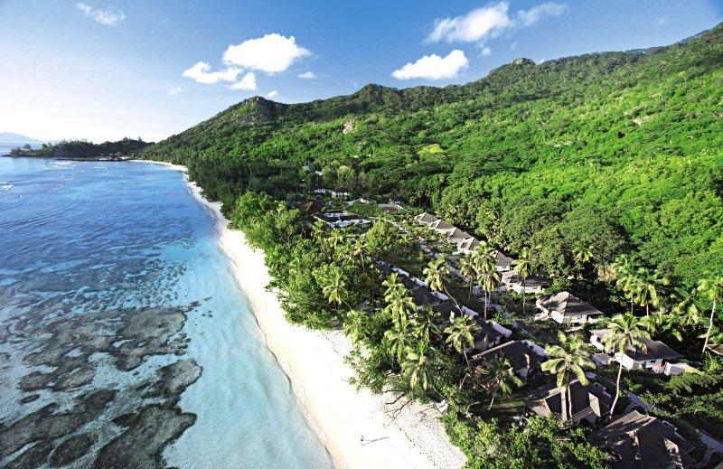 Hilton Seychelles Labriz Resort & SpaAuߟenaufnahme