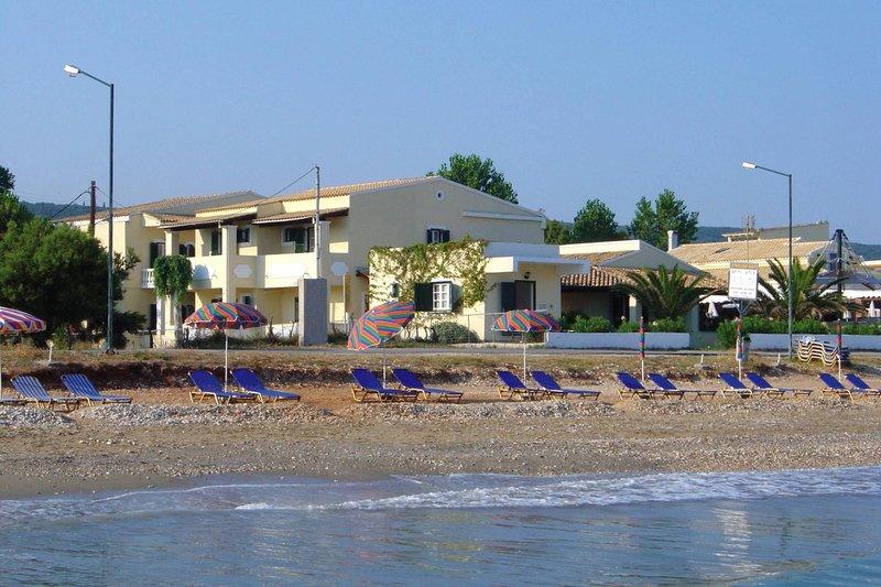 Beachfront Salvanos