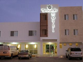 Terracaribe Hotel, Cancun, Mexico