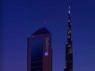 Radisson Blu Hotel Dubai Downtown,