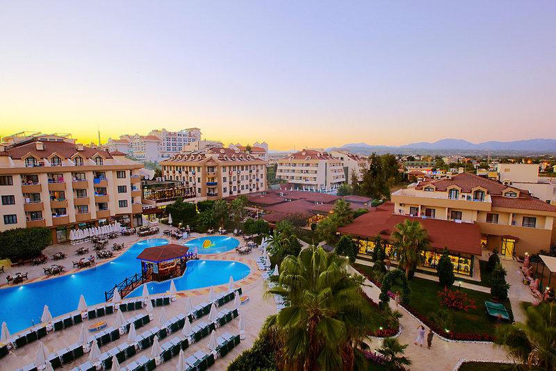 4* Grand Seker Türkei - Colakli - Side Urlaub
