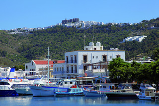 Inselkombination Samos und Patmos