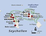 Seychellen Katamaran Rundreise und Baden