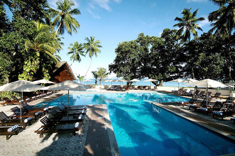 Chillen auf den Seychellen