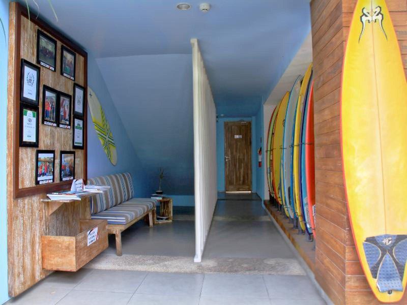 Bliss Surfer Hotel Kuta, Bali