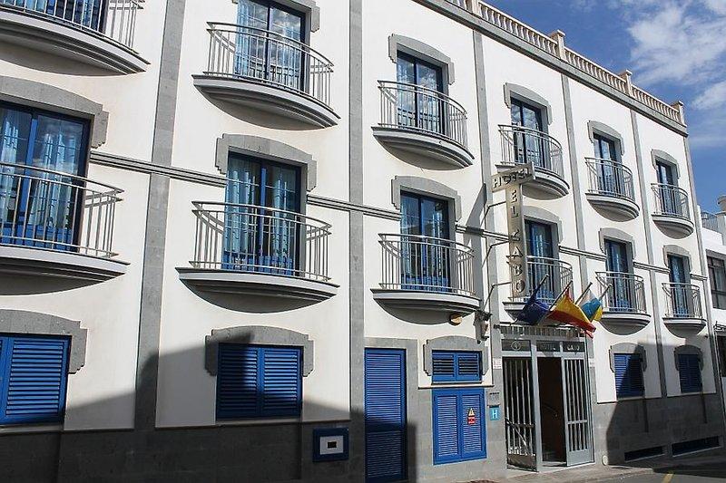7 Tage in Puerto de las Nieves RK Hotel El Cabo