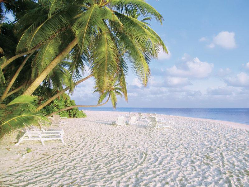 7 Tage VP Fihalhohi Island Resort