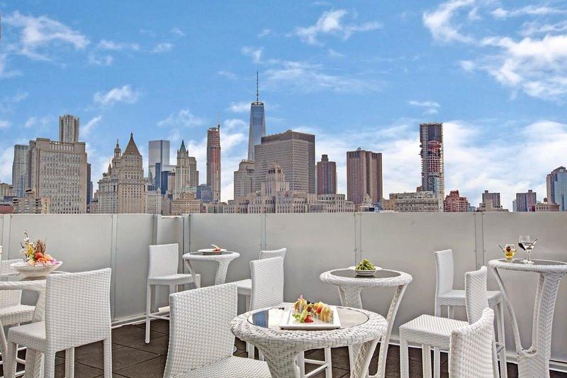 Frühbucher-Städtereise Tipp New York im Hotel Wyndham Garden