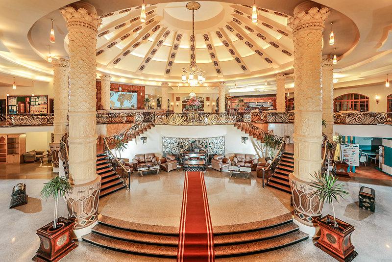 7 Tage AI Jungle Aqua Park Resort Hurghada