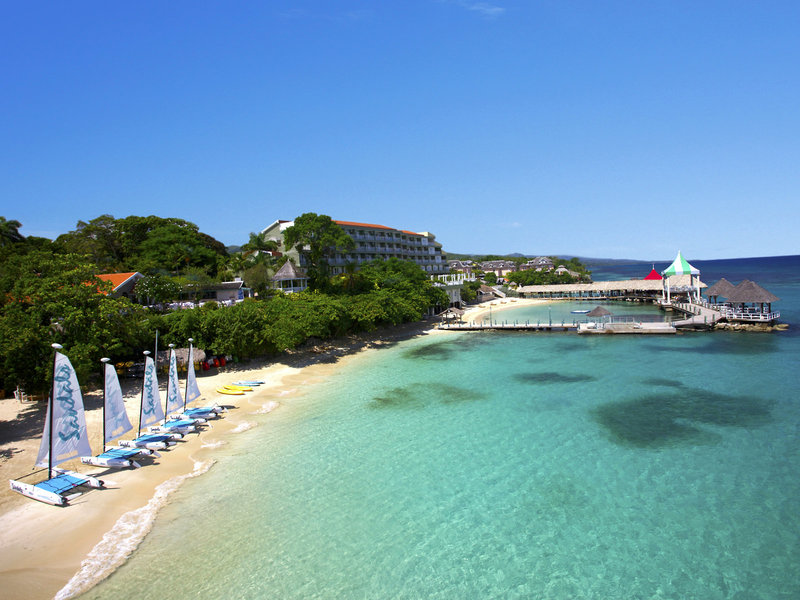 7 Tage in Ocho Rios Sandals Ochi Beach Resort