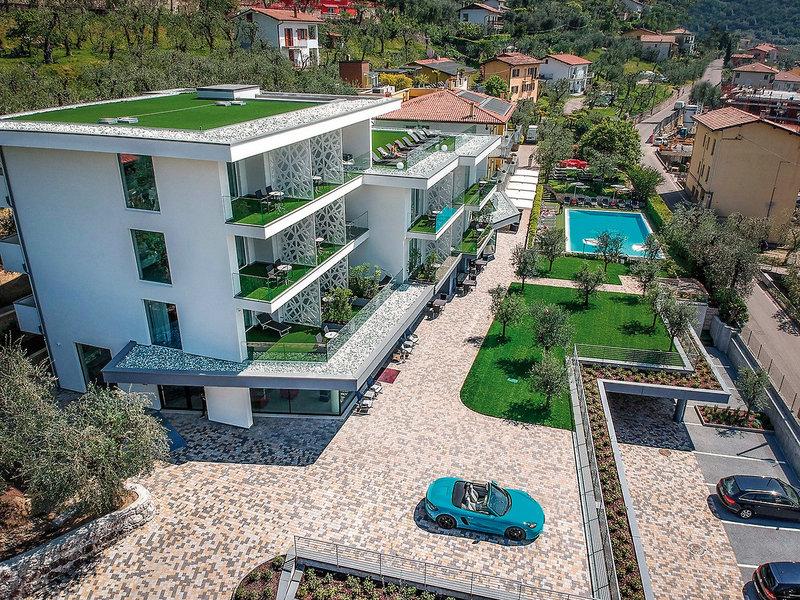 7 Tage in Malcesine (Lago di Garda) Casa Barca