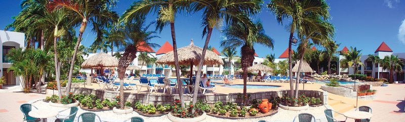 7 Tage in Palm Beach (Insel Aruba) The Mill Resort & Suites Aruba demnächst Courtyard by Marriott