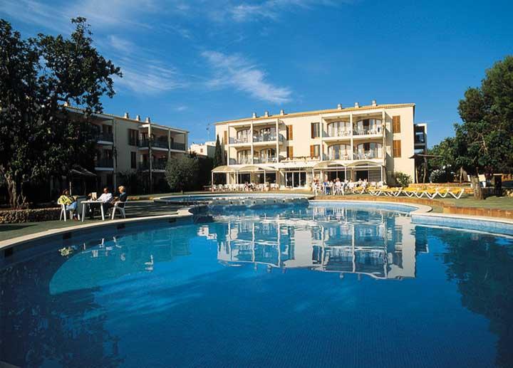Protur Floriana Resort in Cala Bona, Mallorca