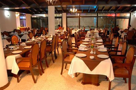 Omega Hotel in Agadir, Agadir und Atlantikküste