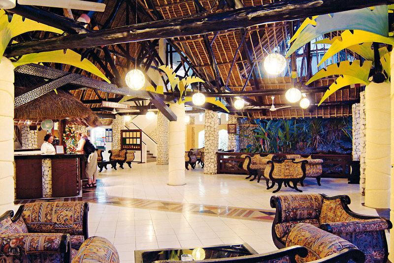Bamburi Beach Hotel in Bamburi Beach, Kenia - Küste L