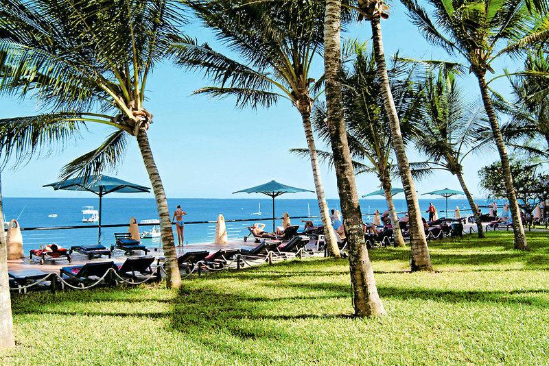 Bamburi Beach Hotel in Bamburi Beach, Kenia - Küste S