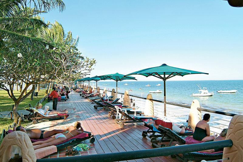 Bamburi Beach Hotel in Bamburi Beach, Kenia - Küste TE