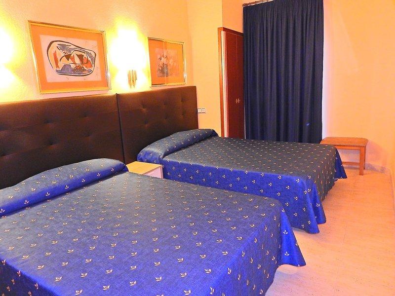 Bonavista Hostal in Calella de la Costa, Barcelona und Umgebung W
