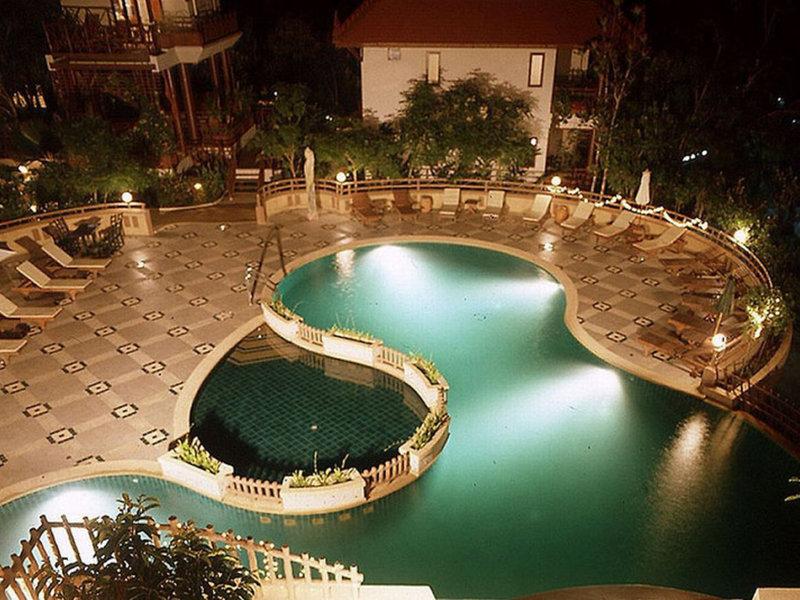 Anyavee Ao Nang Bay Resort in Ao Nang Beach, Süd-Thailand P