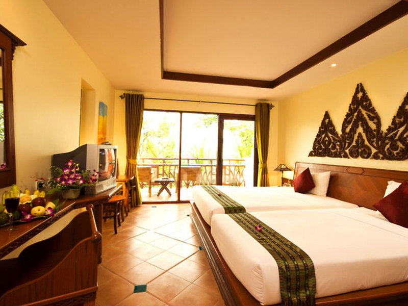 Anyavee Ao Nang Bay Resort in Ao Nang Beach, Süd-Thailand W