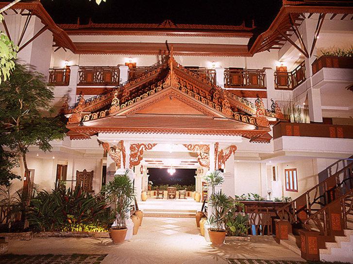 Anyavee Ao Nang Bay Resort in Ao Nang Beach, Süd-Thailand A