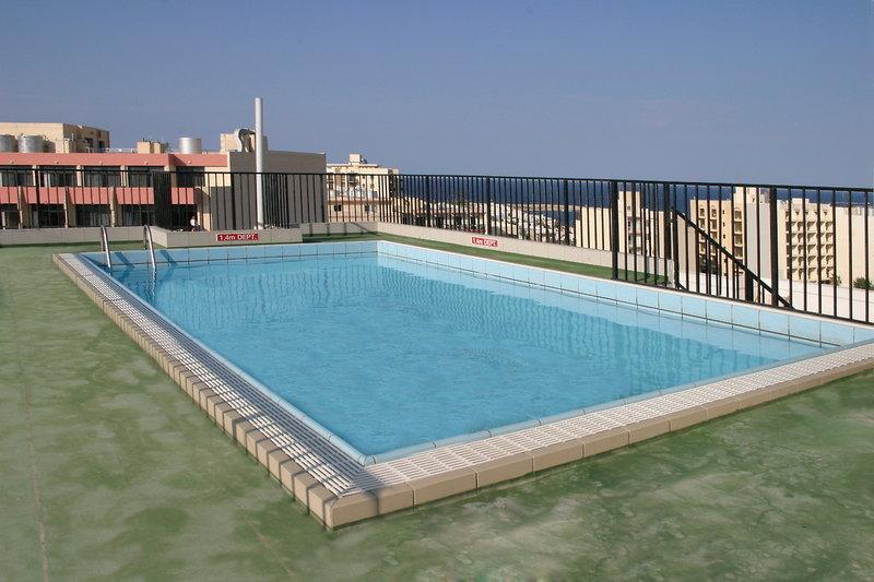 Huli Hotel und Apartments in Qawra, Malta P