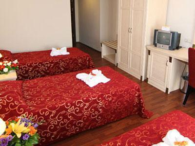 Hotel Dabaklar in Kusadasi, Türkische Ägäis W