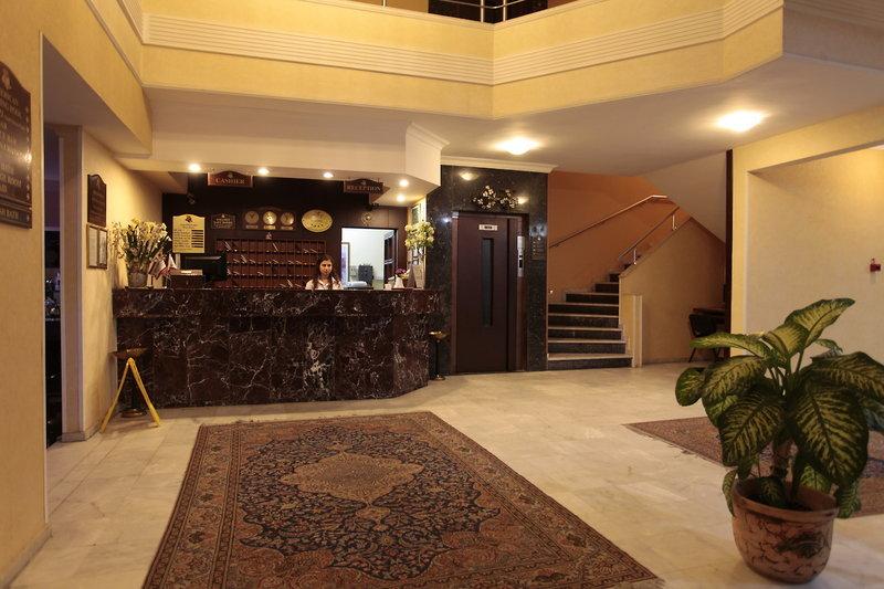 Palm Hotel in Kusadasi, Türkische Ägäis L