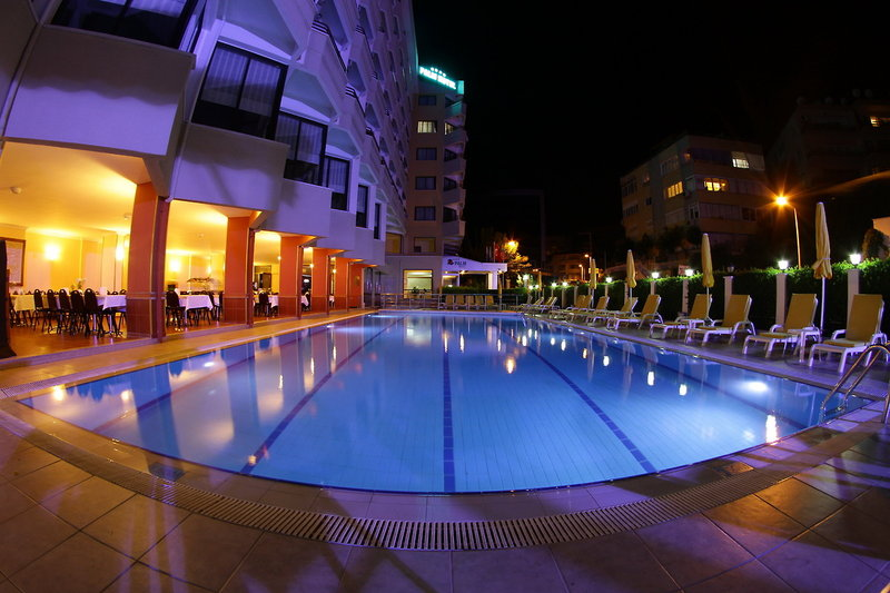 Palm Hotel in Kusadasi, Türkische Ägäis