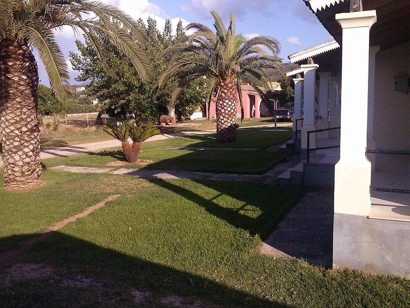 Liberty's Studios in Acharavi, Korfu GA