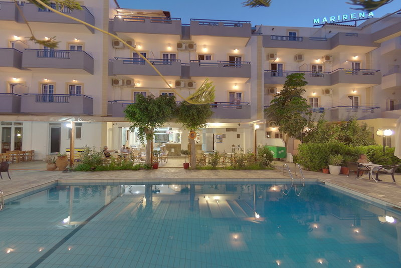 Marirena Hotel in Ammoudara, Kreta P