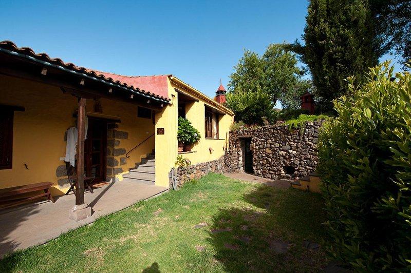 Hotel Rural Las Calas in Vega de San Mateo, Gran Canaria A