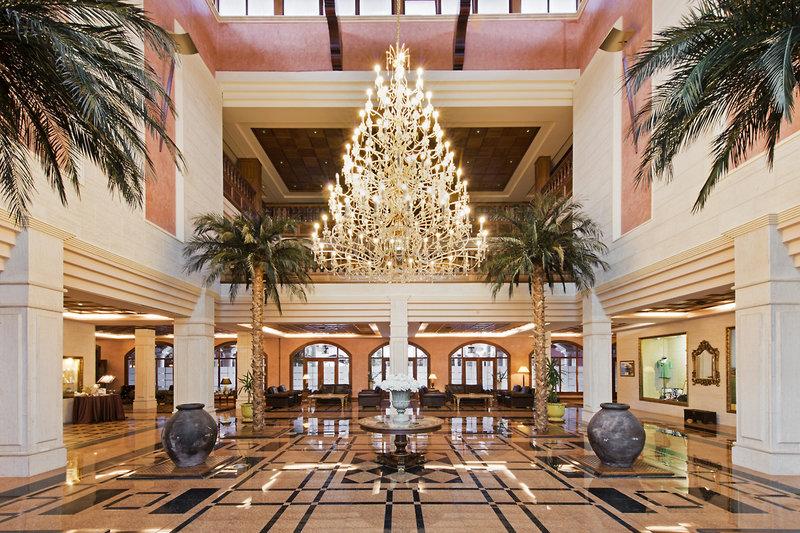 Elba Palace Golf und Vital Hotel in Caleta de Fuste, Fuerteventura L
