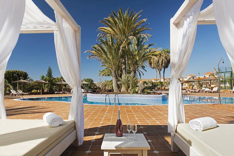 Elba Palace Golf und Vital Hotel in Caleta de Fuste, Fuerteventura TE