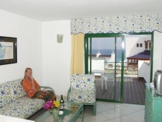Aparthotel Esquinzo y Monte del Mar in Playa de Esquinzo, Fuerteventura