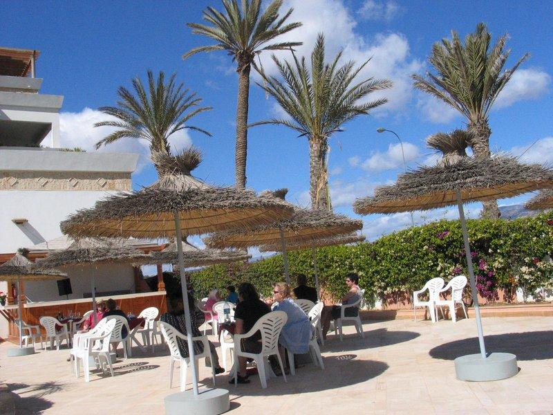 Residence Intouriste Hotel in Agadir, Agadir und Atlantikküste TE