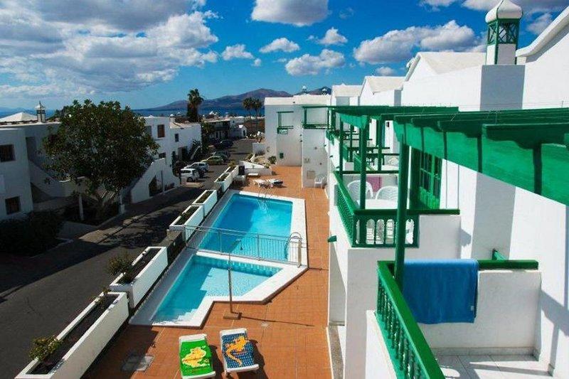 Europa Apartments in Puerto del Carmen, Lanzarote TE