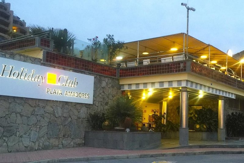 Holiday Club Playa Amadores in Playa Amadores, Gran Canaria A