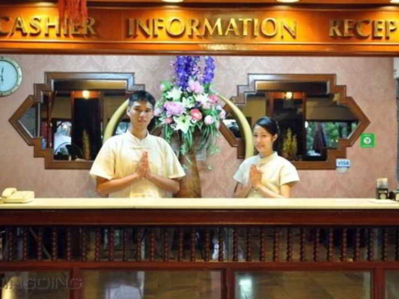 Top North Hotel und Resort in Chiang Mai, Nord-Thailand BA